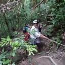 Trekking in Royal Belum