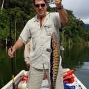 A golden toman catch