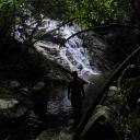 Exploring Belum Temenggor waterfalls