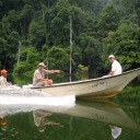 Going on a fishing in Belum