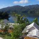 Belum Rainforest Resort view