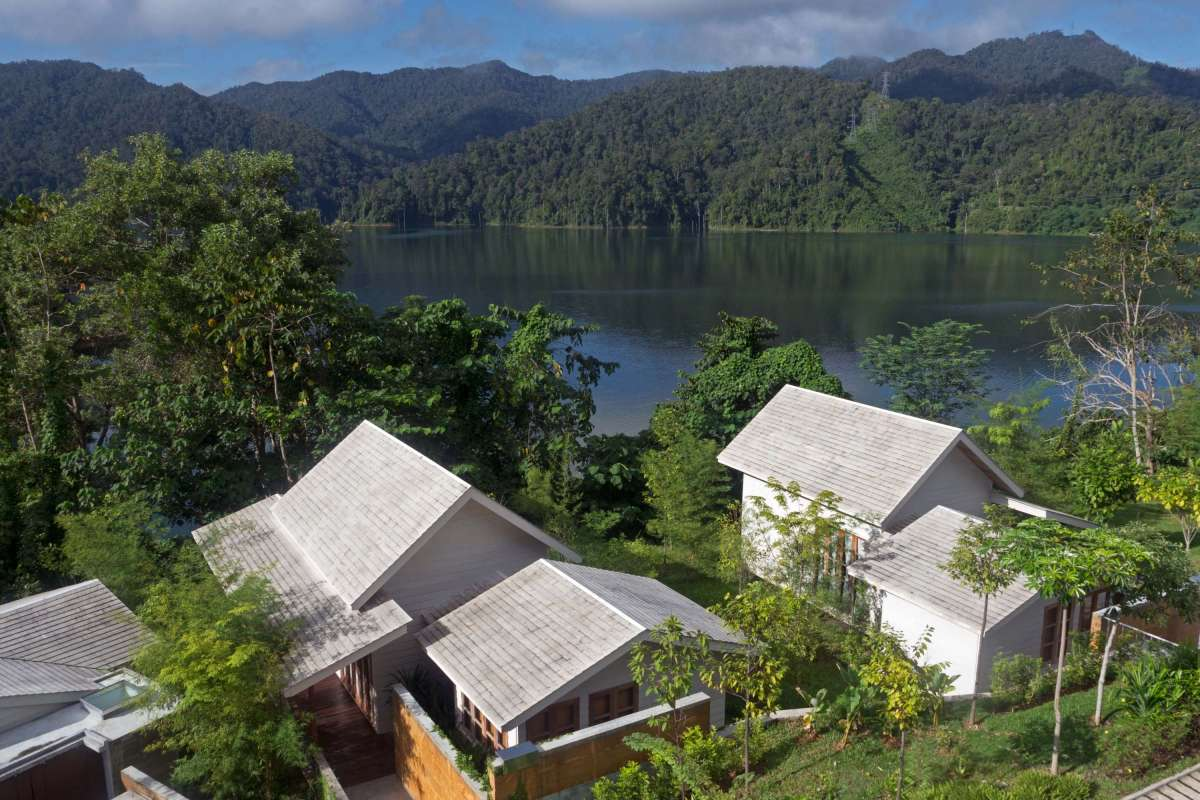 Belum Rainforest Resort villas