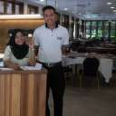 Friendly staff at Belum Rainforest Resort