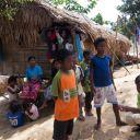 Orang Asli kids in Belum