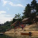 Orang Asli village in Belum
