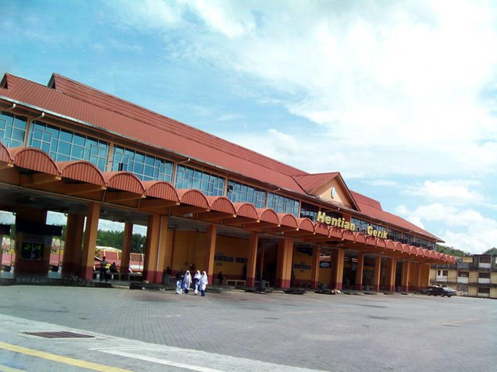 Gerik Bus Station