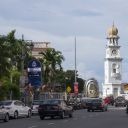 George Town clock tower
